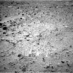 Nasa's Mars rover Curiosity acquired this image using its Left Navigation Camera on Sol 455, at drive 390, site number 23