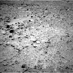 Nasa's Mars rover Curiosity acquired this image using its Left Navigation Camera on Sol 455, at drive 396, site number 23
