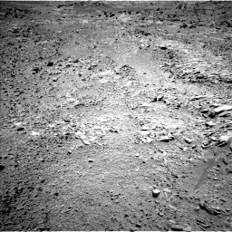 Nasa's Mars rover Curiosity acquired this image using its Left Navigation Camera on Sol 455, at drive 414, site number 23