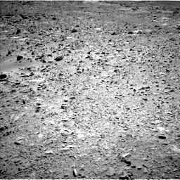 Nasa's Mars rover Curiosity acquired this image using its Left Navigation Camera on Sol 455, at drive 432, site number 23