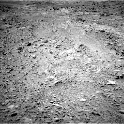 Nasa's Mars rover Curiosity acquired this image using its Left Navigation Camera on Sol 455, at drive 438, site number 23