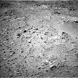 Nasa's Mars rover Curiosity acquired this image using its Left Navigation Camera on Sol 455, at drive 450, site number 23