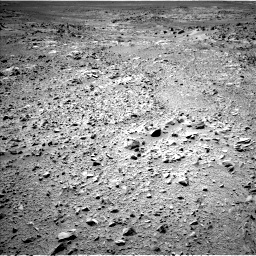 Nasa's Mars rover Curiosity acquired this image using its Left Navigation Camera on Sol 455, at drive 462, site number 23