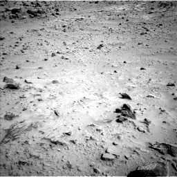 Nasa's Mars rover Curiosity acquired this image using its Left Navigation Camera on Sol 455, at drive 480, site number 23