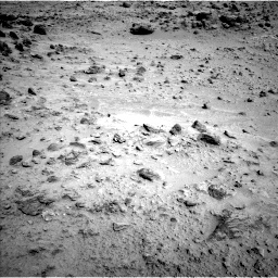 Nasa's Mars rover Curiosity acquired this image using its Left Navigation Camera on Sol 455, at drive 498, site number 23