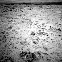 Nasa's Mars rover Curiosity acquired this image using its Left Navigation Camera on Sol 455, at drive 504, site number 23