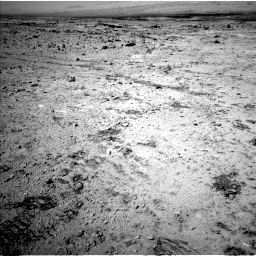 Nasa's Mars rover Curiosity acquired this image using its Left Navigation Camera on Sol 455, at drive 516, site number 23