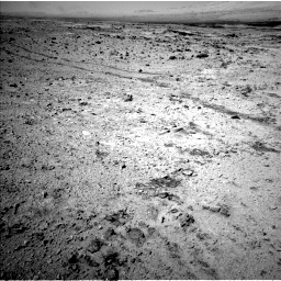 Nasa's Mars rover Curiosity acquired this image using its Left Navigation Camera on Sol 455, at drive 528, site number 23