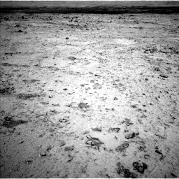 Nasa's Mars rover Curiosity acquired this image using its Left Navigation Camera on Sol 455, at drive 546, site number 23