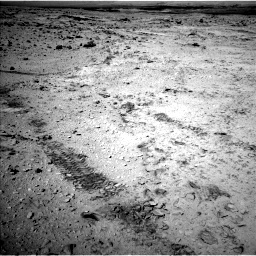 Nasa's Mars rover Curiosity acquired this image using its Left Navigation Camera on Sol 455, at drive 582, site number 23