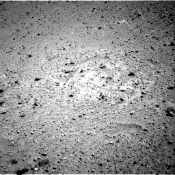 Nasa's Mars rover Curiosity acquired this image using its Right Navigation Camera on Sol 455, at drive 6, site number 23