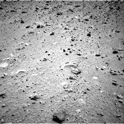 Nasa's Mars rover Curiosity acquired this image using its Right Navigation Camera on Sol 455, at drive 150, site number 23