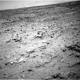 Nasa's Mars rover Curiosity acquired this image using its Right Navigation Camera on Sol 455, at drive 222, site number 23