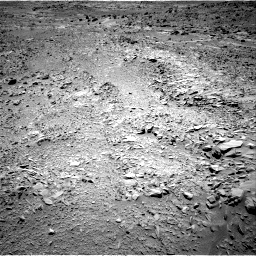 Nasa's Mars rover Curiosity acquired this image using its Right Navigation Camera on Sol 455, at drive 426, site number 23
