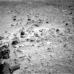 Nasa's Mars rover Curiosity acquired this image using its Right Navigation Camera on Sol 455, at drive 432, site number 23