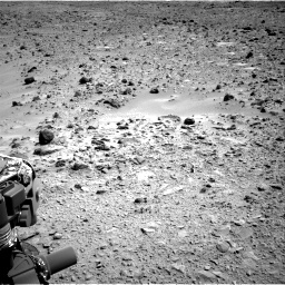 Nasa's Mars rover Curiosity acquired this image using its Right Navigation Camera on Sol 455, at drive 438, site number 23