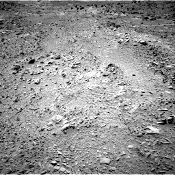 Nasa's Mars rover Curiosity acquired this image using its Right Navigation Camera on Sol 455, at drive 444, site number 23