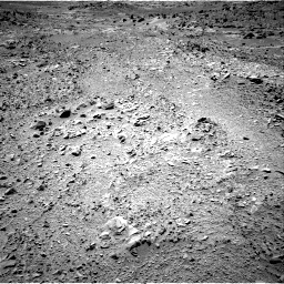 Nasa's Mars rover Curiosity acquired this image using its Right Navigation Camera on Sol 455, at drive 450, site number 23