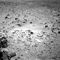 Nasa's Mars rover Curiosity acquired this image using its Right Navigation Camera on Sol 455, at drive 462, site number 23