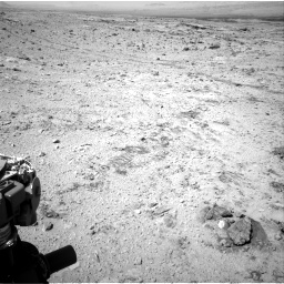 Nasa's Mars rover Curiosity acquired this image using its Right Navigation Camera on Sol 455, at drive 498, site number 23