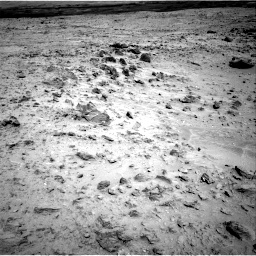 Nasa's Mars rover Curiosity acquired this image using its Right Navigation Camera on Sol 455, at drive 504, site number 23