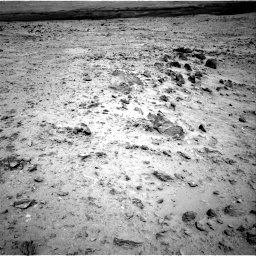 Nasa's Mars rover Curiosity acquired this image using its Right Navigation Camera on Sol 455, at drive 510, site number 23