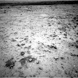 Nasa's Mars rover Curiosity acquired this image using its Right Navigation Camera on Sol 455, at drive 522, site number 23