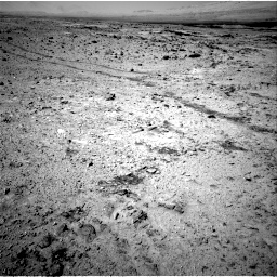 Nasa's Mars rover Curiosity acquired this image using its Right Navigation Camera on Sol 455, at drive 528, site number 23