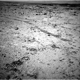 Nasa's Mars rover Curiosity acquired this image using its Right Navigation Camera on Sol 455, at drive 540, site number 23