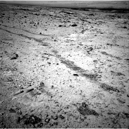 Nasa's Mars rover Curiosity acquired this image using its Right Navigation Camera on Sol 455, at drive 558, site number 23