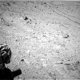 Nasa's Mars rover Curiosity acquired this image using its Right Navigation Camera on Sol 455, at drive 564, site number 23