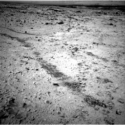 Nasa's Mars rover Curiosity acquired this image using its Right Navigation Camera on Sol 455, at drive 570, site number 23