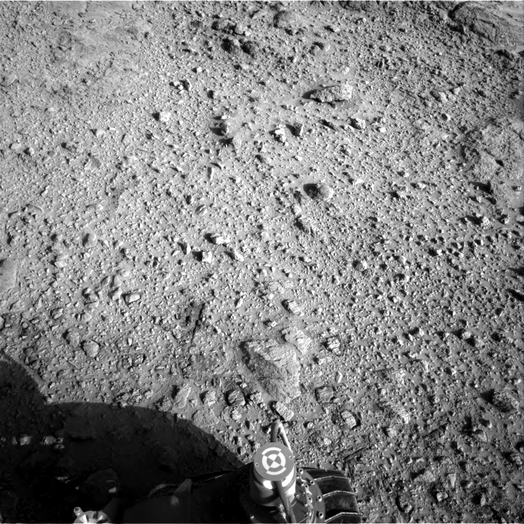 Nasa's Mars rover Curiosity acquired this image using its Right Navigation Camera on Sol 456, at drive 616, site number 23
