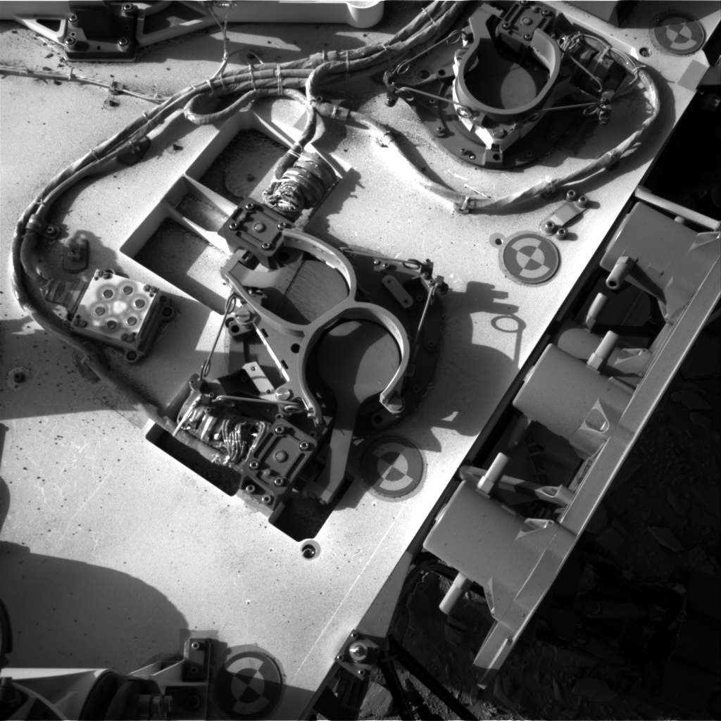 Nasa's Mars rover Curiosity acquired this image using its Right Navigation Camera on Sol 464, at drive 616, site number 23