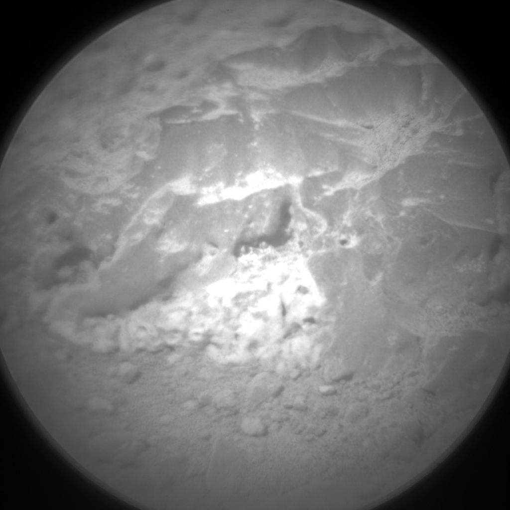 NASA's Mars rover Curiosity acquired this image using its Chemistry & Camera (ChemCam) on Sol 465