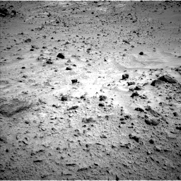 Nasa's Mars rover Curiosity acquired this image using its Left Navigation Camera on Sol 465, at drive 616, site number 23