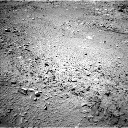 Nasa's Mars rover Curiosity acquired this image using its Left Navigation Camera on Sol 465, at drive 646, site number 23