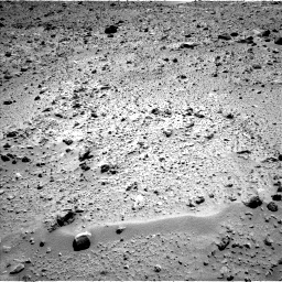 Nasa's Mars rover Curiosity acquired this image using its Left Navigation Camera on Sol 465, at drive 808, site number 23
