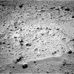 Nasa's Mars rover Curiosity acquired this image using its Left Navigation Camera on Sol 465, at drive 814, site number 23