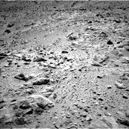 Nasa's Mars rover Curiosity acquired this image using its Left Navigation Camera on Sol 465, at drive 874, site number 23
