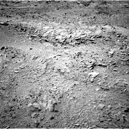 Nasa's Mars rover Curiosity acquired this image using its Right Navigation Camera on Sol 465, at drive 682, site number 23