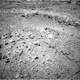 Nasa's Mars rover Curiosity acquired this image using its Right Navigation Camera on Sol 465, at drive 694, site number 23