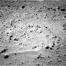 Nasa's Mars rover Curiosity acquired this image using its Right Navigation Camera on Sol 465, at drive 808, site number 23