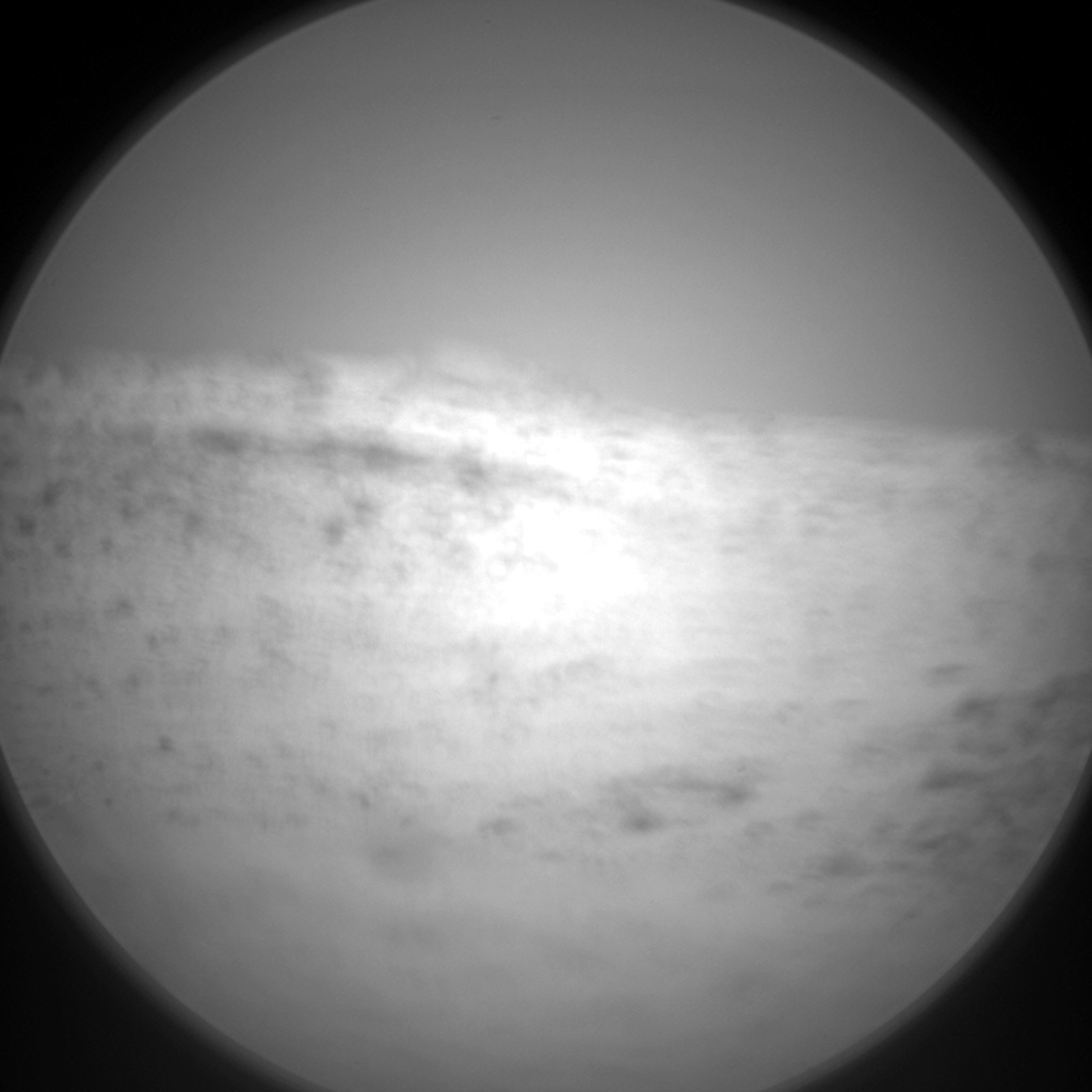 NASA's Mars rover Curiosity acquired this image using its Chemistry & Camera (ChemCam) on Sol 467
