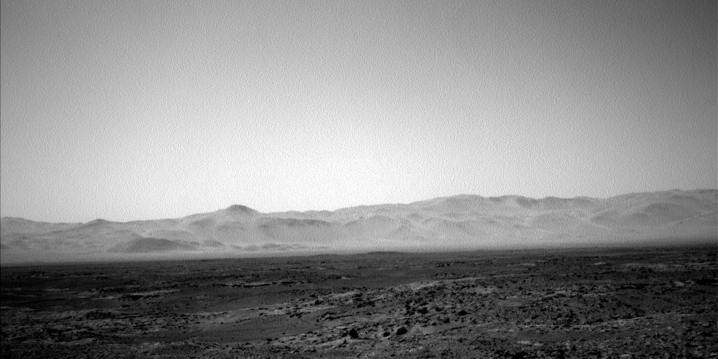 NASA's Mars rover Curiosity acquired this image using its Left Navigation Camera (Navcams) on Sol 468