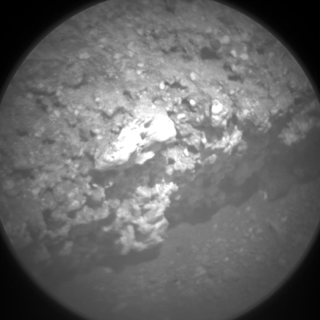 NASA's Mars rover Curiosity acquired this image using its Chemistry & Camera (ChemCam) on Sol 469