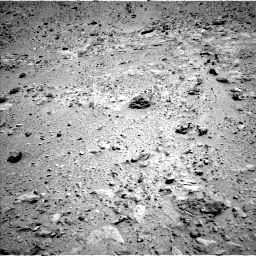 Nasa's Mars rover Curiosity acquired this image using its Left Navigation Camera on Sol 470, at drive 968, site number 23