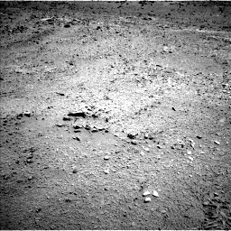 Nasa's Mars rover Curiosity acquired this image using its Left Navigation Camera on Sol 470, at drive 1118, site number 23
