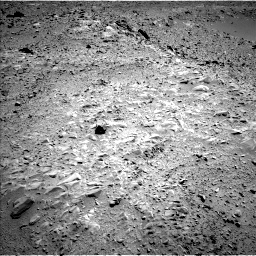 Nasa's Mars rover Curiosity acquired this image using its Left Navigation Camera on Sol 470, at drive 1232, site number 23