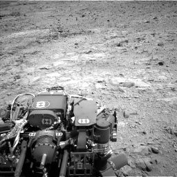 NASA's Mars rover Curiosity acquired this image using its Left Navigation Camera (Navcams) on Sol 470